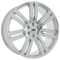 "24"" Concept 24 Chrome - Fits Ford"