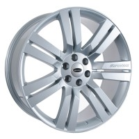 "24"" Concept 24 Hyper Silver - Fits Ford"