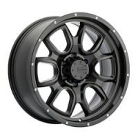 18 x 9 ET+20 591B M19 in Matte Black