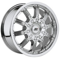 20 x 9 ET+30 280C in Chrome