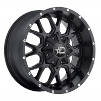18 x 9 ET+18 645B in Matte Black