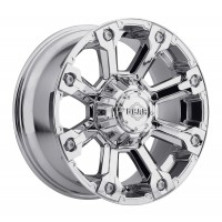 20 x 9 ET+18 719C Backcountry in Chrome