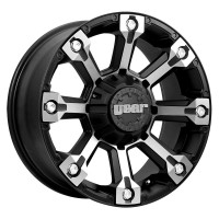 18 x 9 ET+18 719MB BACKCOUNTRY in Matte Black Machined Face