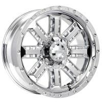 18 x 9 ET+18 723C NITRO in Chrome