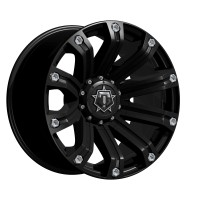 18 x 9 ET+18 534B in Matte Black