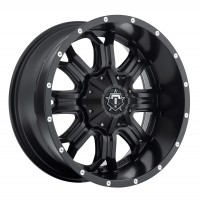 20 x 9 ET+18 535B in Matte Black