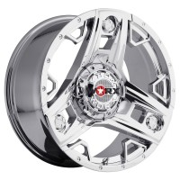 18 x 9 ET+25 802BM HAVOC in Chrome PVD