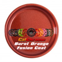Burnt Orange Fusion Powder Coat