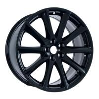 "19x9 OEM Jaguar XJ ""Aleutian"" in Gloss Black"