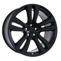 "19x10 OEM Jaguar XJ ""Toba"" in Matte Black"