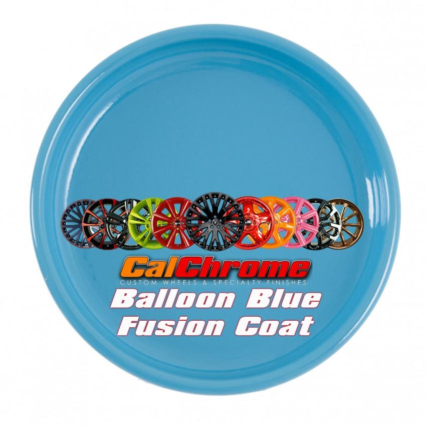 View our Premium Color - Balloon Blue Fusion Powder Coat