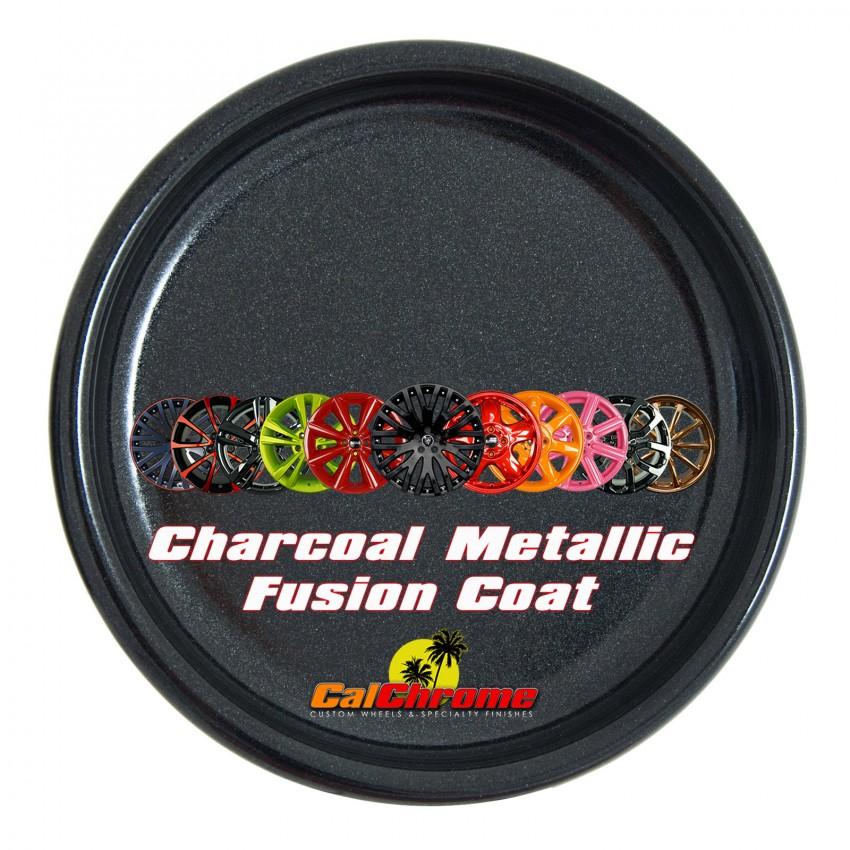 View our Premium Color - Charcoal Metallic Fusion Powder Coat