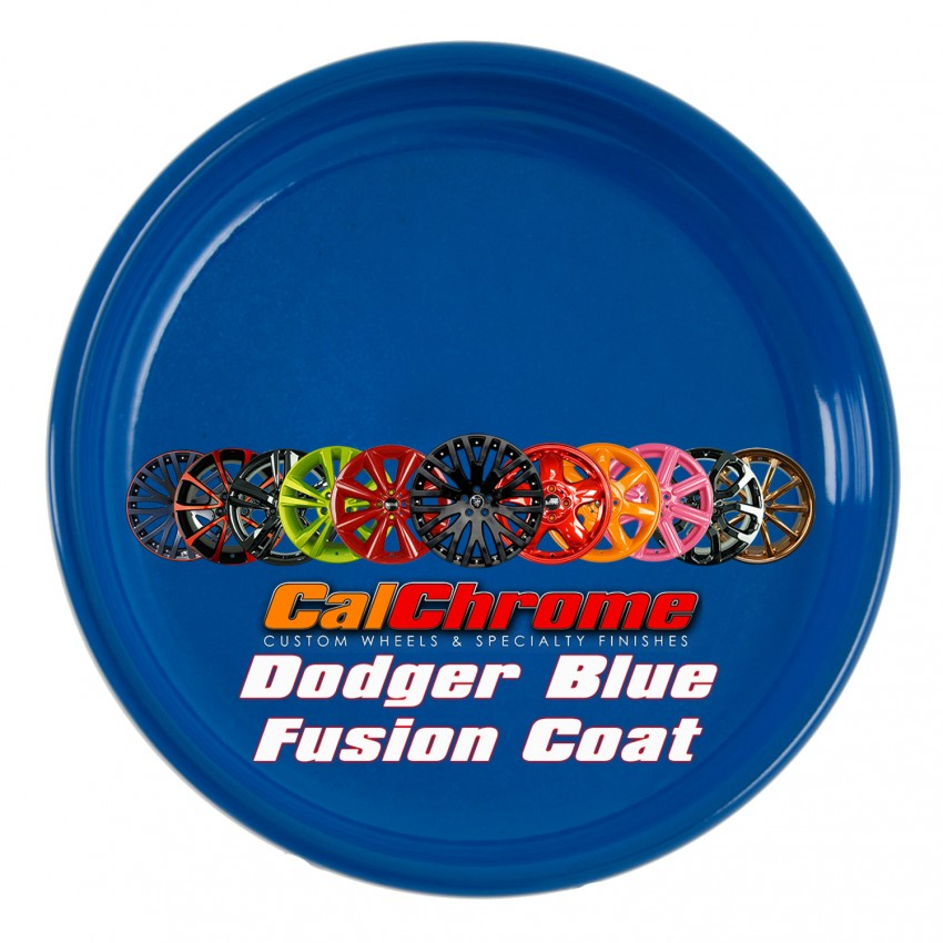 View our Premium Color - Dodger Blue Fusion Powder Coat