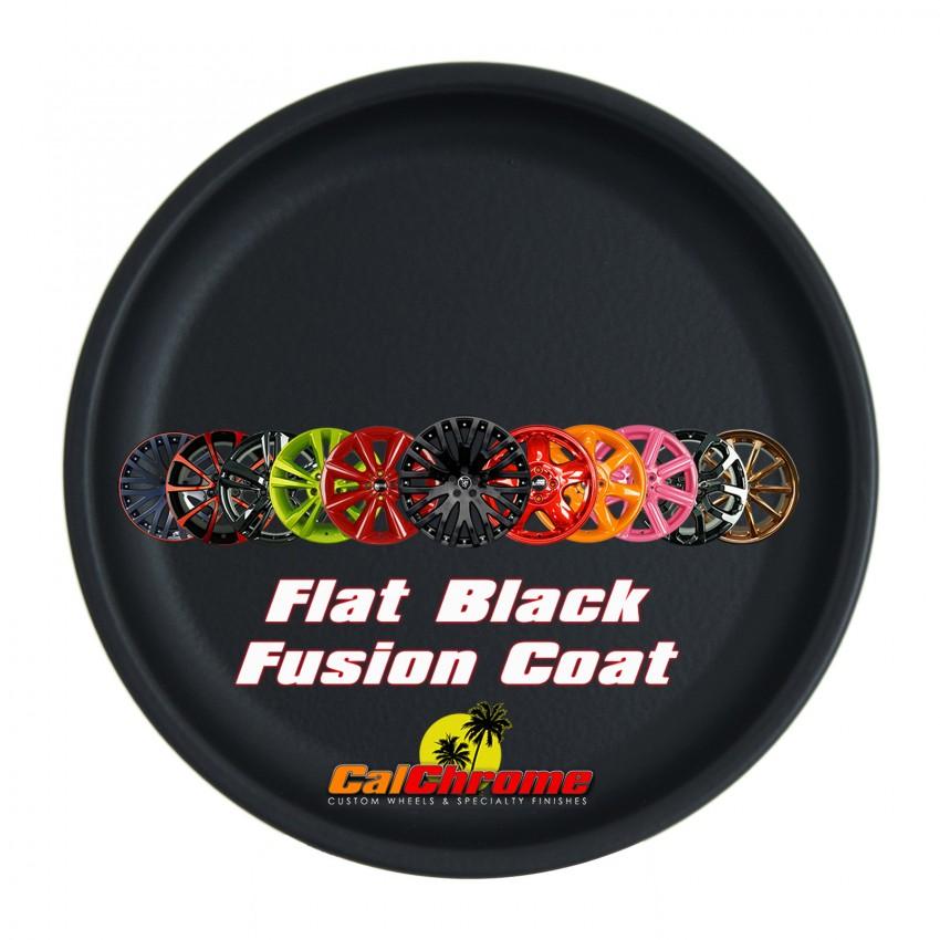 View our Premium Color - Flat Black Fusion Powder Coat