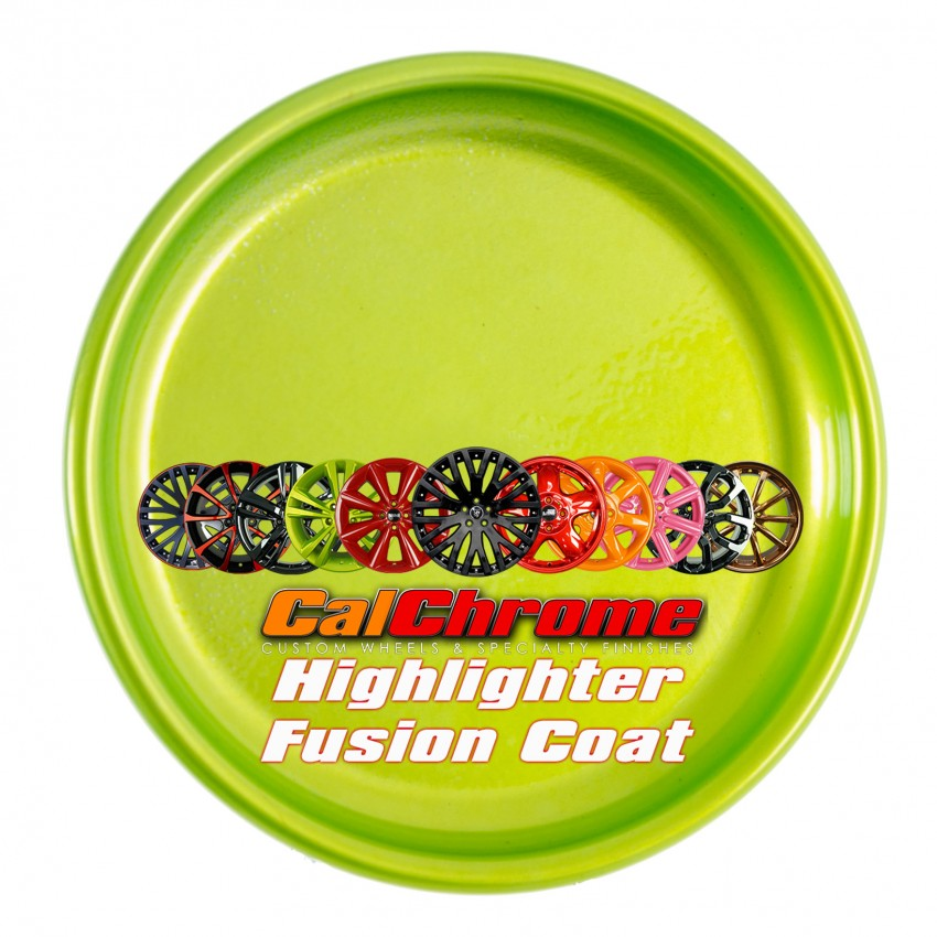 View our custom multi-stage colors - Highlighter Fusion Powder Coat