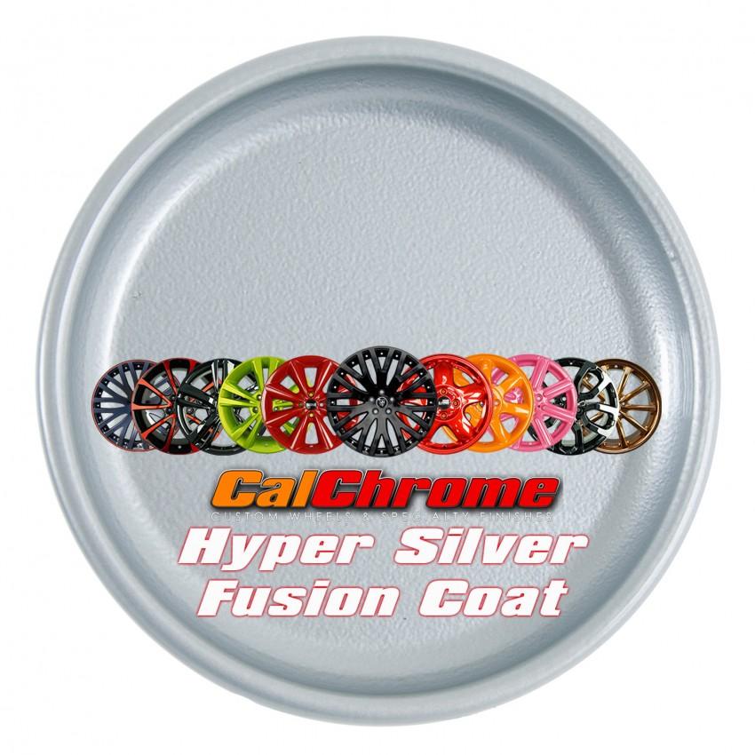 View our Premium Color - Hyper Silver Fusion Powder Coat