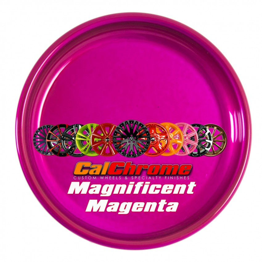 View our custom multi-stage colors - Magnificent Magenta Fusion Powder Coat