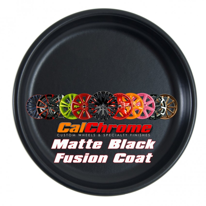 View our Premium Color - Matte Black Fusion Powder Coat