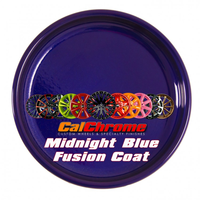 View our Premium Color - Midnight Blue Fusion Powder Coat