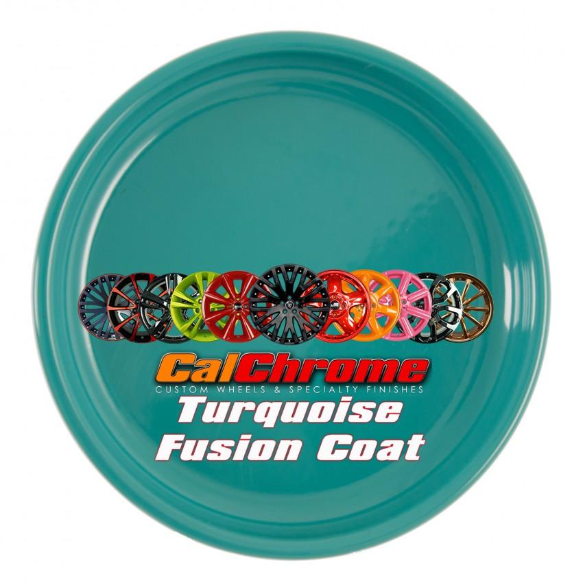 View our Premium Color - Turquoise Fusion Powder Coat