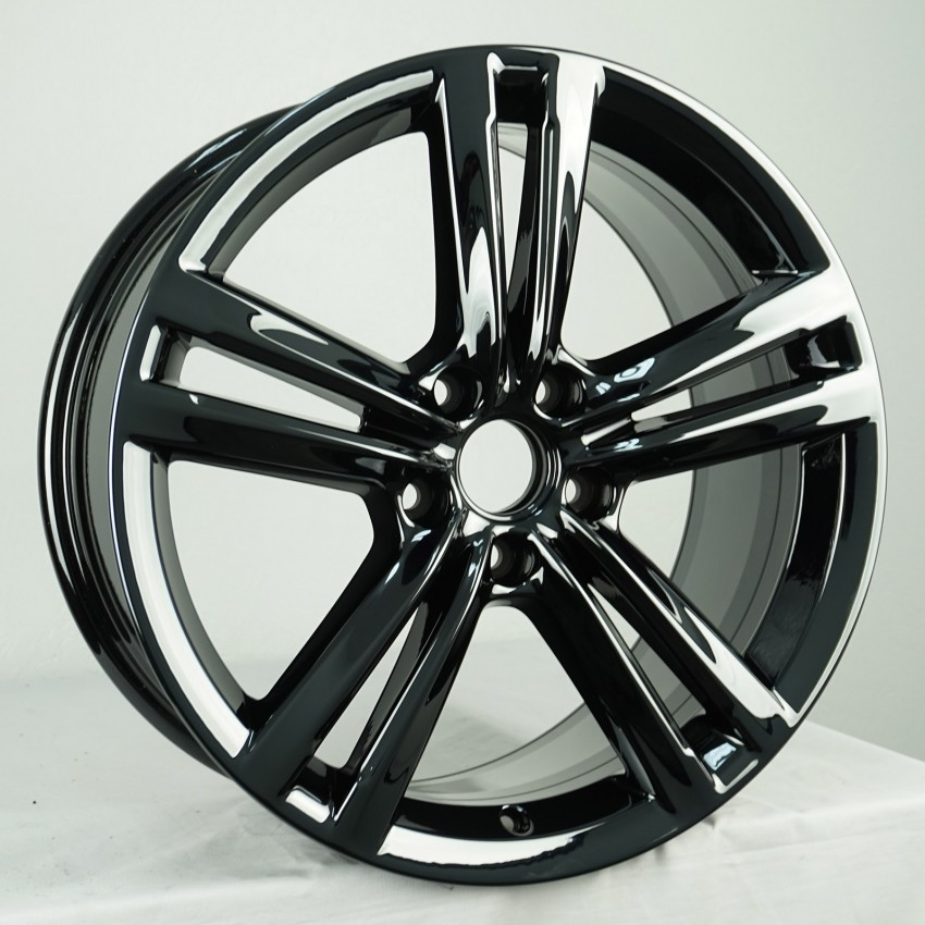 California Chrome Black Chrome California Chrome Wheel